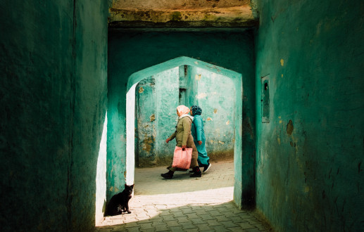 Beyond the medina: reflections on fieldwork in Morocco
