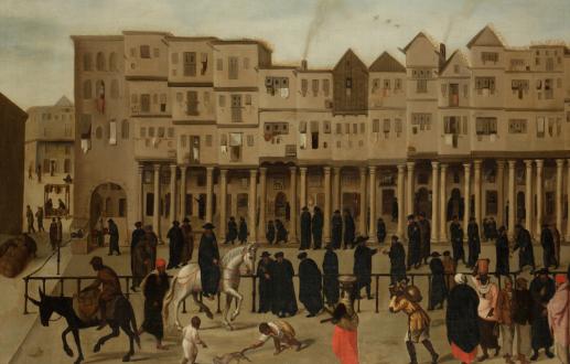 The first global street? The case of the Rua Nova dos Mercadores
