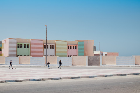 Limited edition print (Western Sahara)